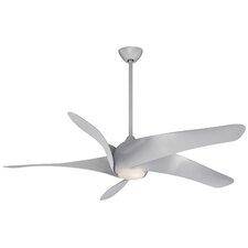 """62"""" Artemis 5 Blade Ceiling Fan"""