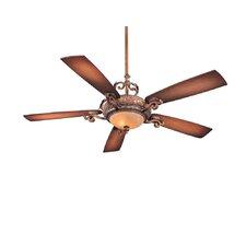 """68"""" Great Room Napoli II 5 Blade Ceiling Fan"""