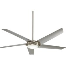 "60"" Raptor 5 Blade Ceiling Fan"