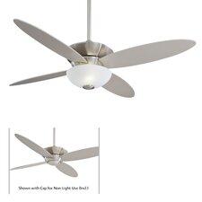 "52"" Zen 4 Blade Ceiling Fan with Remote"