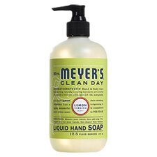 Lemon Verbena Liquid Hand Soap (Set of 2)