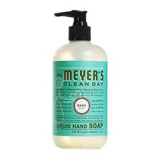 Basil Liquid Hand Soap (Set of 2)