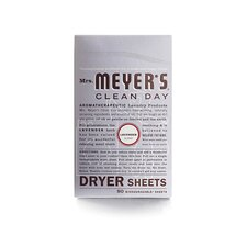 Lavender Dryer Sheet (80 Pack)
