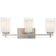 Parsons Studio 3 Light Vanity Light