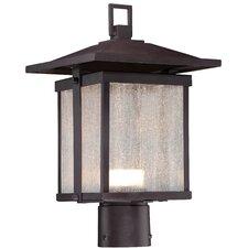 Hillsdale 1 Light Outdoor Post Light