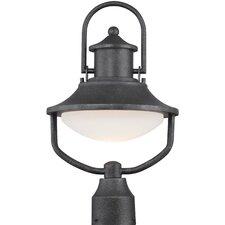 Crest Ridge 1 Light Post Light