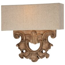 Abbott Place 2 Light Wall Sconce