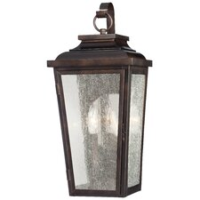 Irvington Manor 2 Light Outdoor Wall Lantern