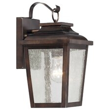 Irvington Manor 1 Light Outdoor Wall Lantern