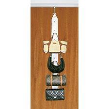 8-Pocket Overdoor Hanging Organizer (Set of 2)
