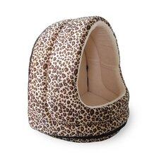 Fur Hood Cat Bed