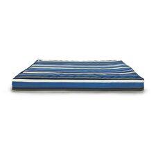 NAP™ Indoor/Outdoor Print Deluxe Ortho Mat Pet Bed