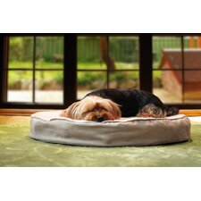 Deluxe Faux Sheepskin and Suede Orthopedic Mattress