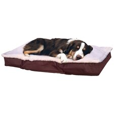 Deluxe Outdoor Pillow Dog Bed