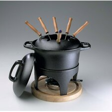 Fondue Set with Burner