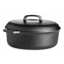 Le Gourmet Cast Iron Oval Casserole