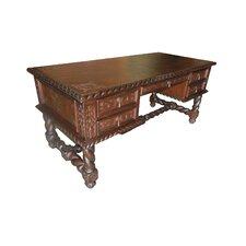 Colonial Solomon Executive Desk