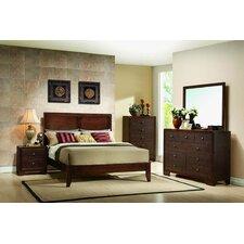 Queen Platform Customizable Bedroom Set