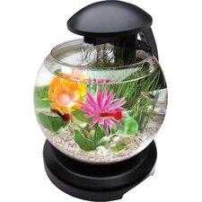 1.8 Gallon Tetra Waterfall Globe Aquarium Kit
