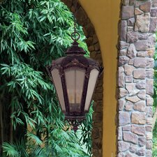 Bastion 4 Light Outdoor Hanging Lantern