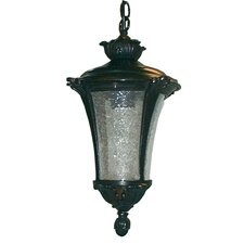 Florence Hanging Lantern in Antique Copper