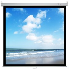 Retract Plus Premium Matte White Manual Projection Screen