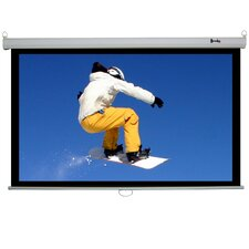 Clarity Matte White Electric Projection Screen