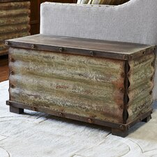 Corrugated Blanket chests