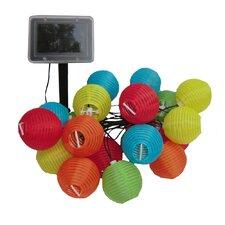 Solar 20 Lantern String Light