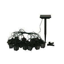 San Rafael 20 Light String Lantern Set