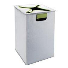 Flip-In Laundry Bin