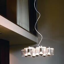 Fiore Seven Light Suspension Chandelier