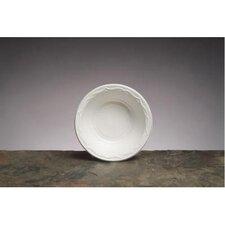 Aristocrat Plastic Round Bowls in White