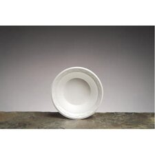 12 Ounces Celebrity Foam Round Bowls in White