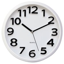 "13.58"" Wall Clock"