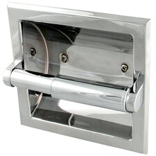 Prestige Recessed Toilet Paper Holder