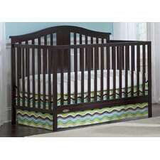 Solano 4-in-1 Convertible Crib with Mattress