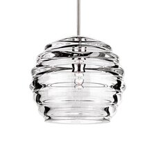European Glass Bowl Pendant Shade