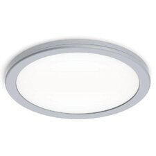 Geos 1 Light Flush Mount