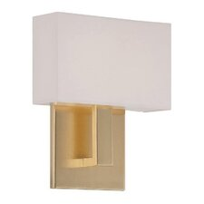 Manhattan 1 Light LED Wall Sconce