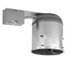 "Line Voltage IC Remodel 6"" Recessed Housing"