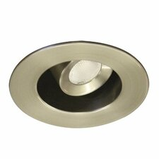 "LED Miniature Downlight Adjustable Round 2"" Recessed Trim"