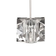 Crystal Prisma Quick Connect Monopoint Pendant