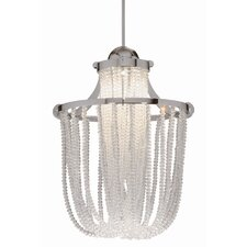 Industrial Cascade Quick Connect 1 Light Foyer Pendant