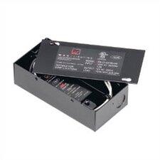 120V Remote Electronic Transformer in Black