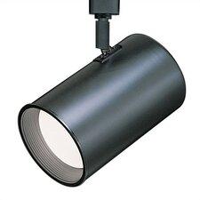 Line 1 Light Flat Back Luminaire Voltage Track Head