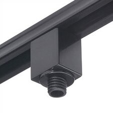 Single-Circuit Track and Linear SADP System Quick Connector Adapter