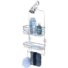 Premium Shower Caddy in Polished Stainless Steel