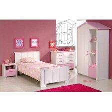 4-tlg. Schlafzimmer-Set  Biotiful, 90 x 200 cm