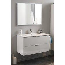 2-tlg. Badezimmer-Set Luxy